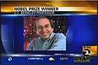 Broadcast highlights: Nobel Prize winner Saul Perlmutter